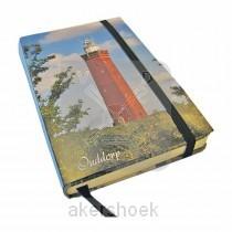 notitieboekje zee/natuur/Ouddorp