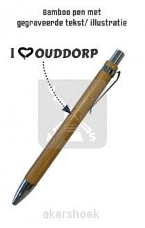 Pen Bamboe Ouddorp