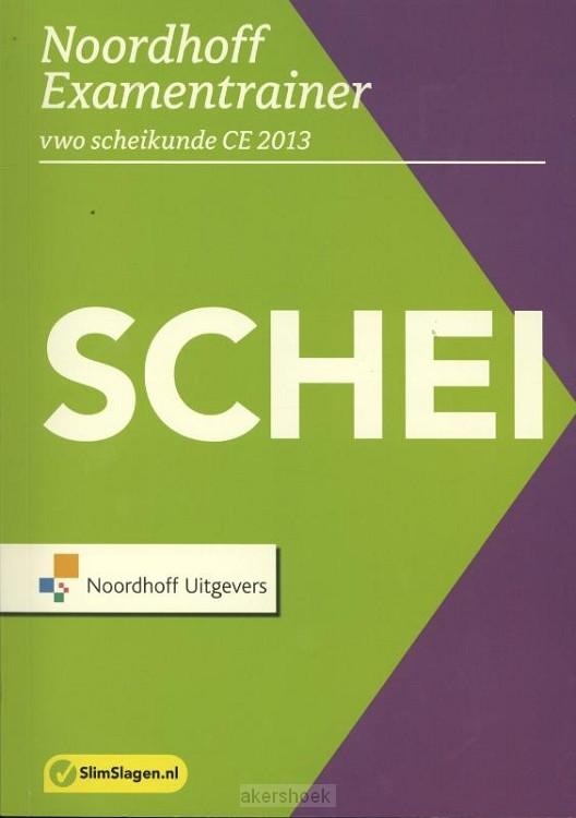 Noordhoff examentrainer  / Vwo scheikund