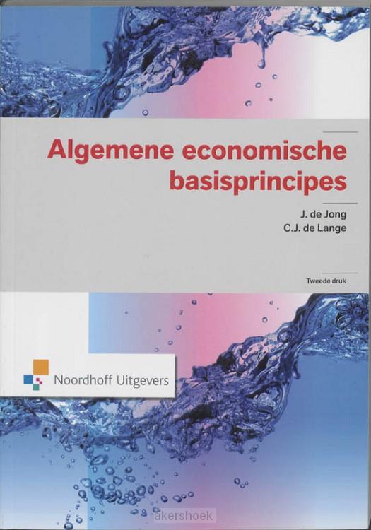 Algemene economische basisprincipes + Ca