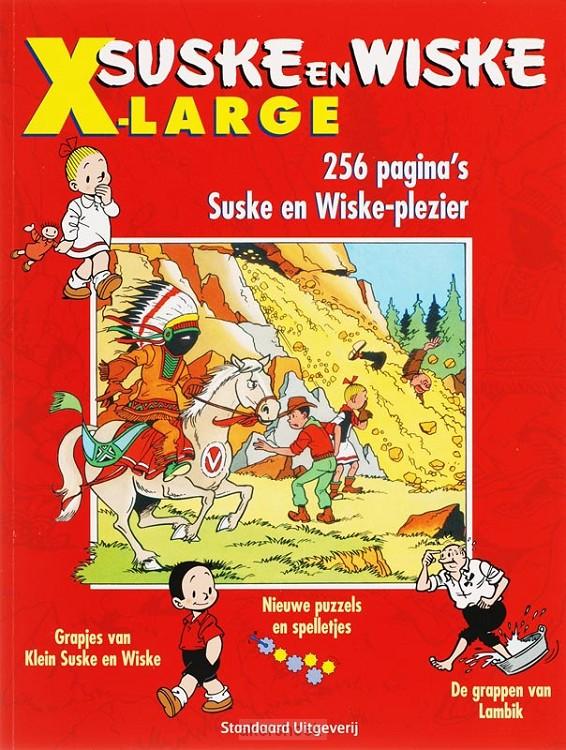 Suske en Wiske / 2006 X-large / druk 1