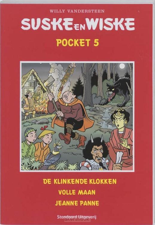 Suske en Wiske Pocket / 0