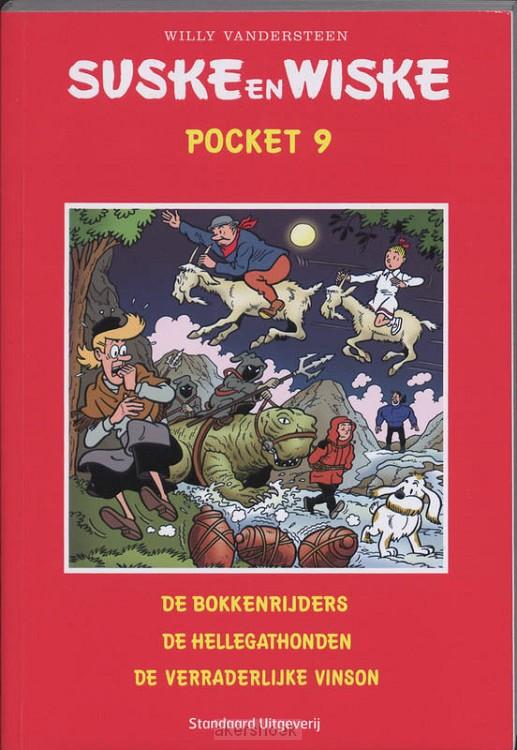 Suske en Wiske / Pocket 9