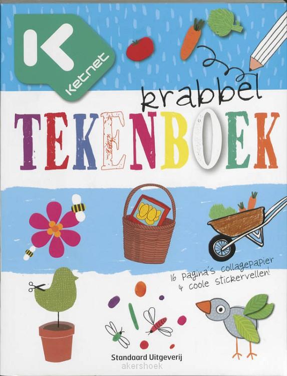 Ketnet Krabbel tekenboek