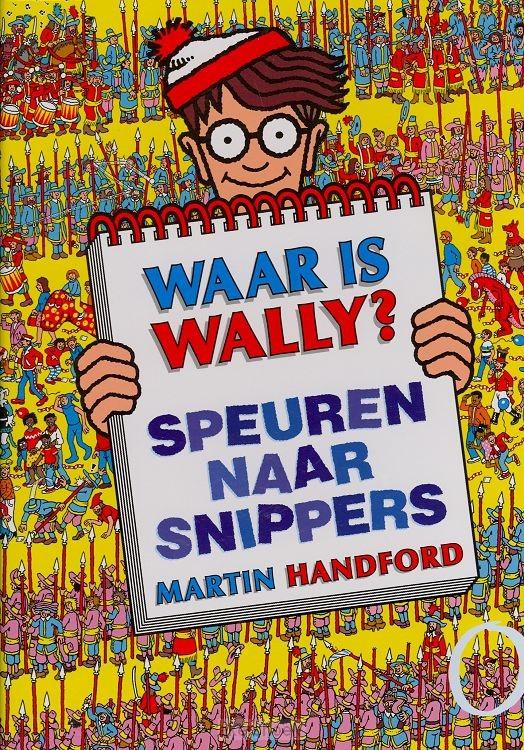 Waar is Wally? / Speuren