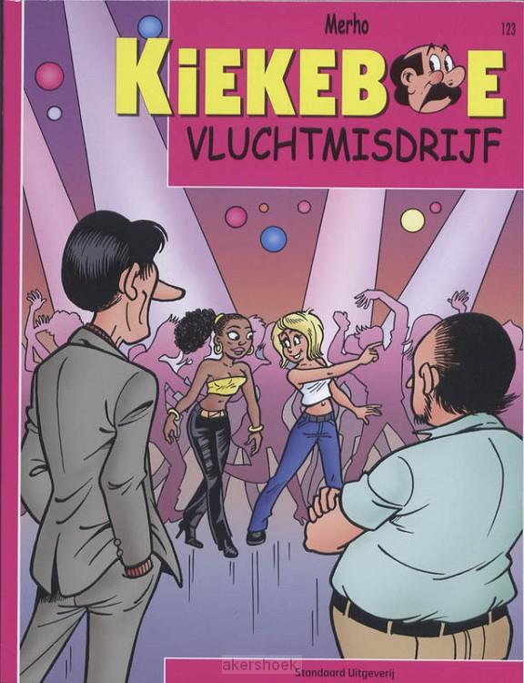 Kiekeboe / 123 Vluchtmisd
