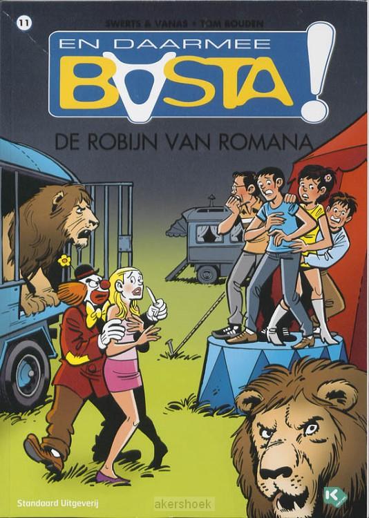 Basta! / 11 De robijn van
