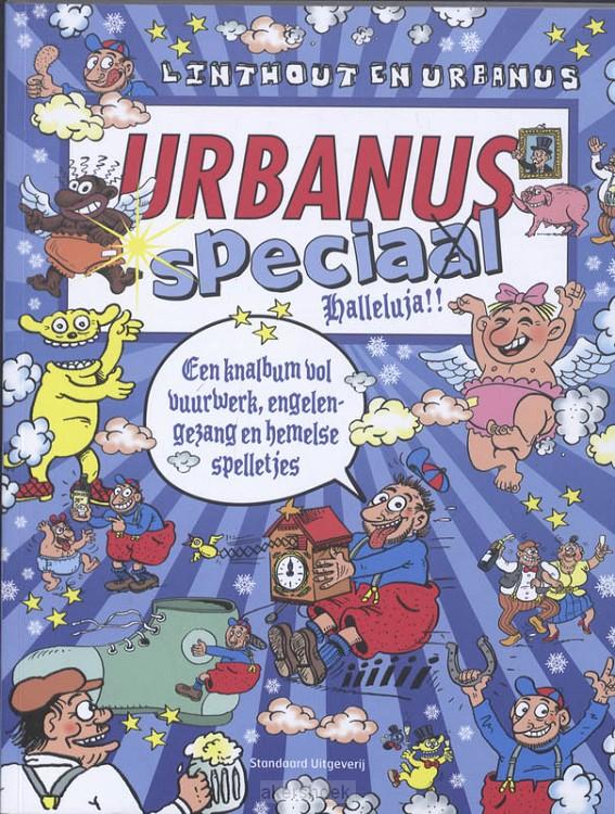 Urbanus special 04 Hallel