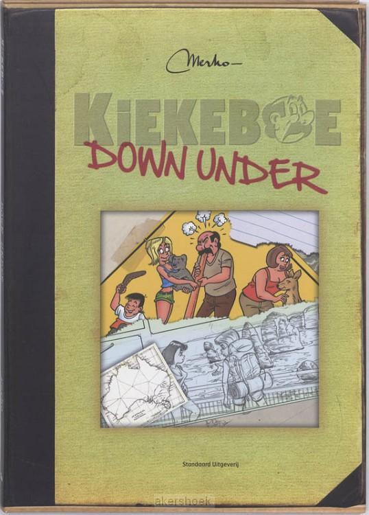 Kiekeboe Down Under / dru
