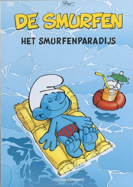 De Smurfen / 28 Het Smurf