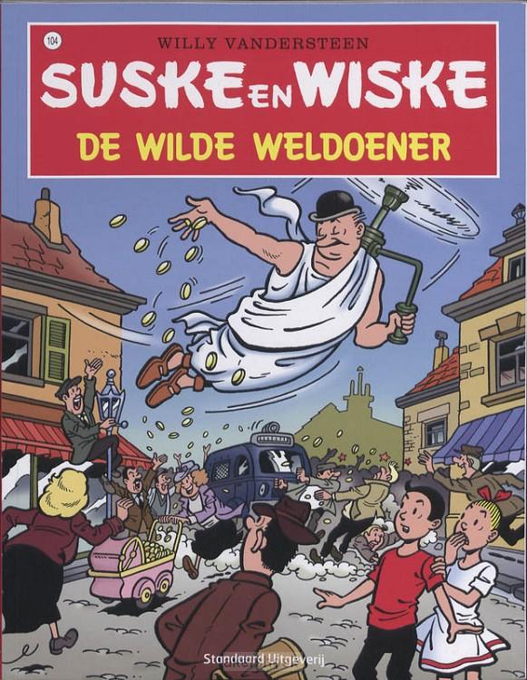 Suske en Wiske / 104 De w