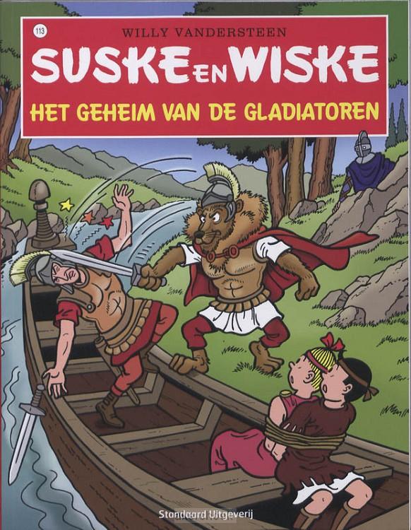 Suske en Wiske / 113 Het
