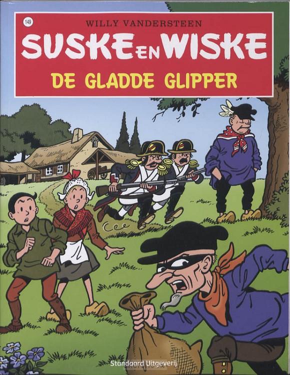 Suske en Wiske / 149 De g