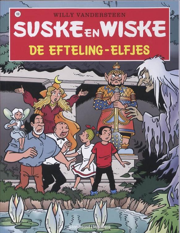 Suske en Wiske / 168 De e