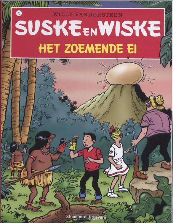 Suske en Wiske / 073 Het