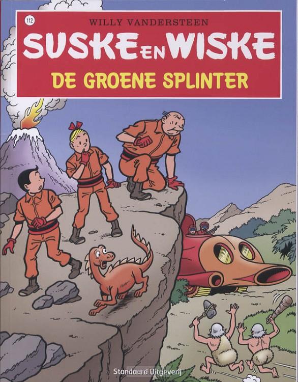 Suske en Wiske / 112 De g