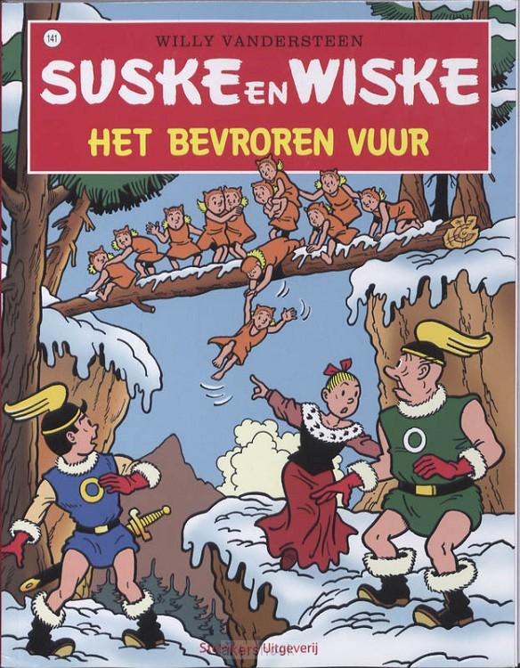 Suske en Wiske / 141 Het