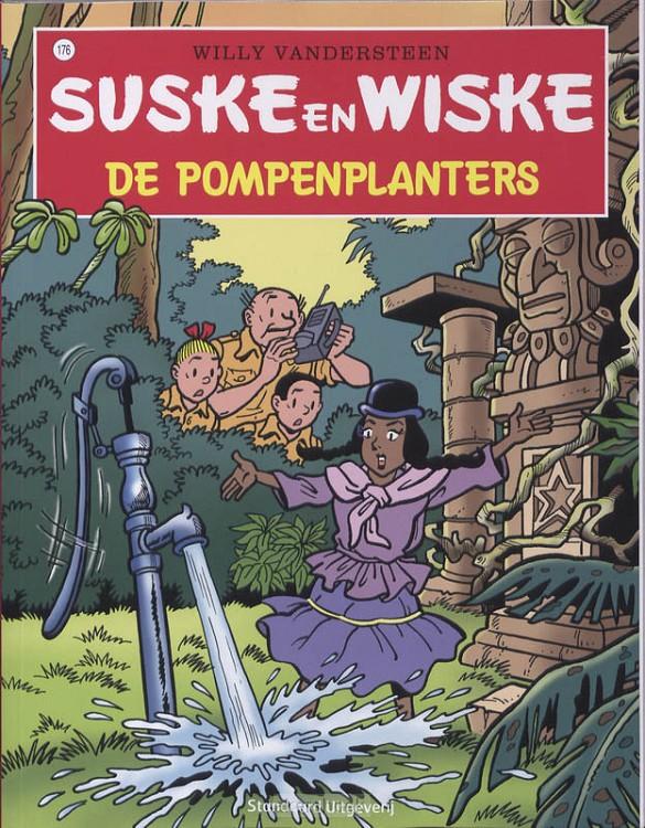 Suske en Wiske / 176 De p