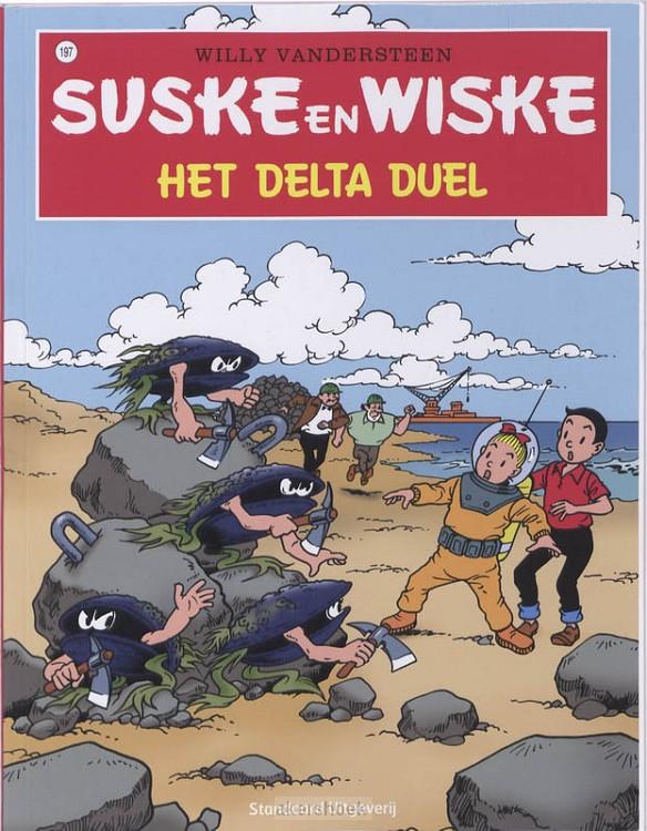 Suske en Wiske / 197 Het