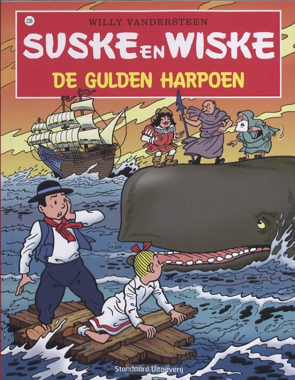 Suske en Wiske / 236 De g
