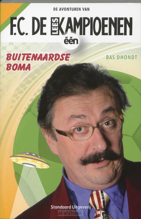 Buitenaardse Boma / druk