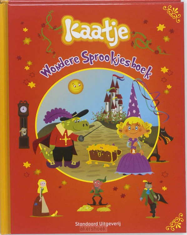 Wondere sprookjesboek
