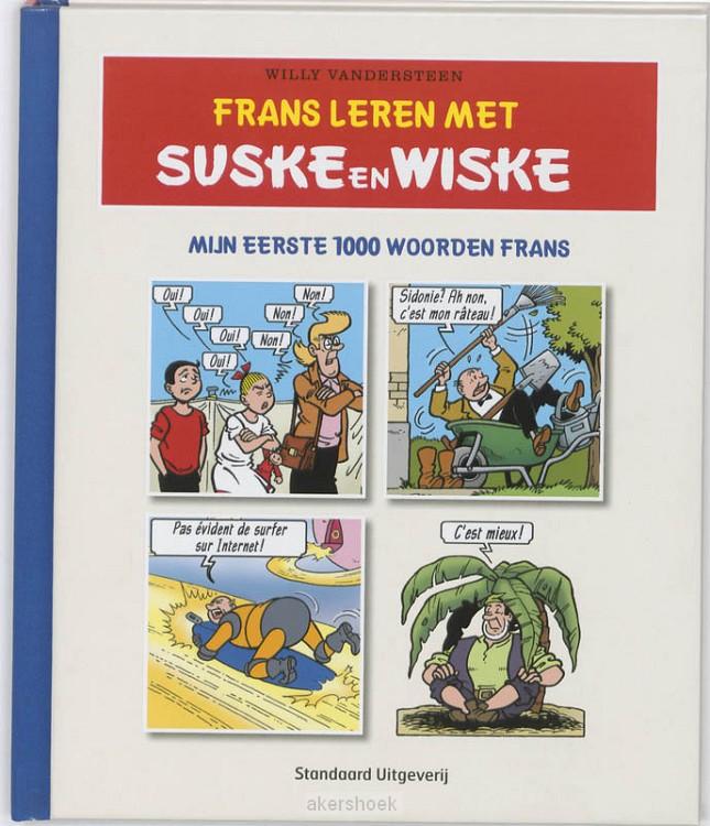 Frans leren met Suske en
