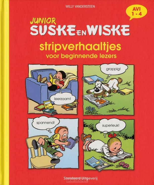 Junior Suske & Wiske