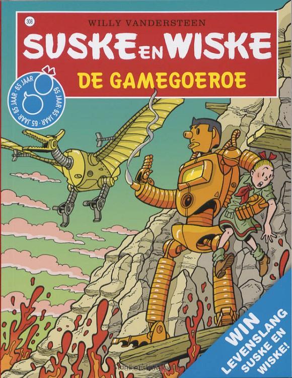 Suske en Wiske / 308 De g