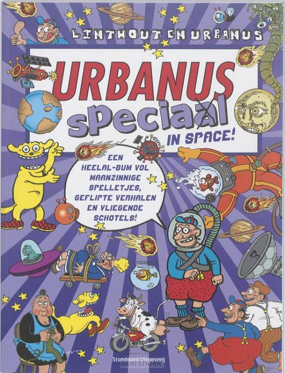 Urbanus special in space