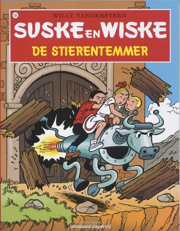 Suske en Wiske / 132 De s