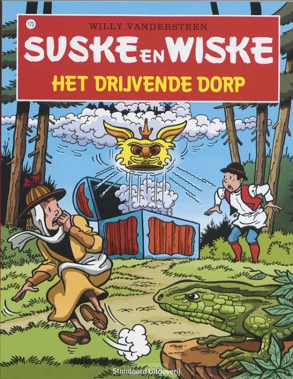Suske en Wiske / 173 Het