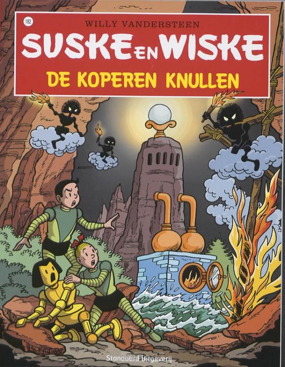 Suske en Wiske / 182 De k
