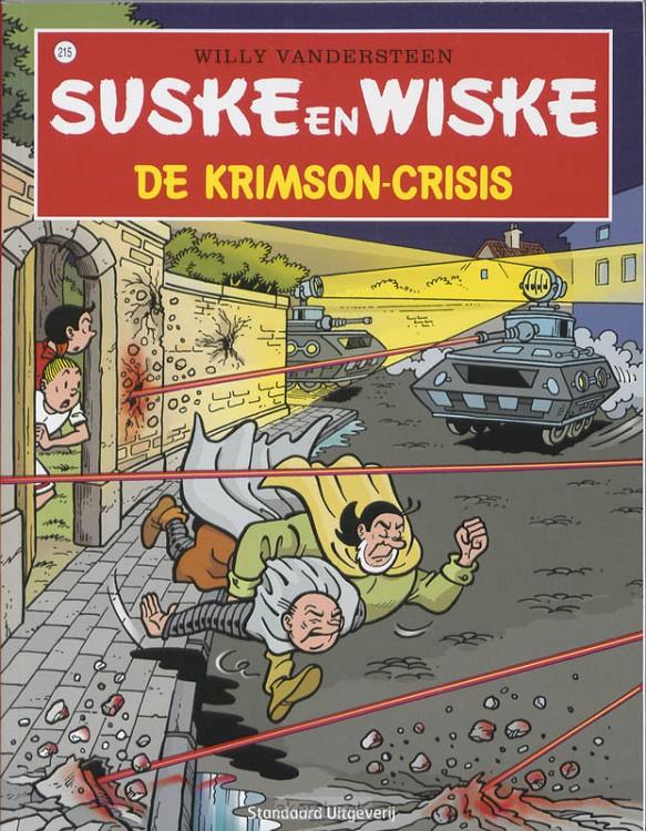 Suske en Wiske / 215 De k