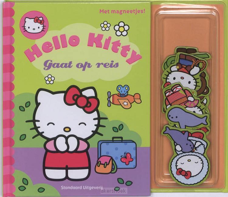 Hello Kitty Gaat op reis