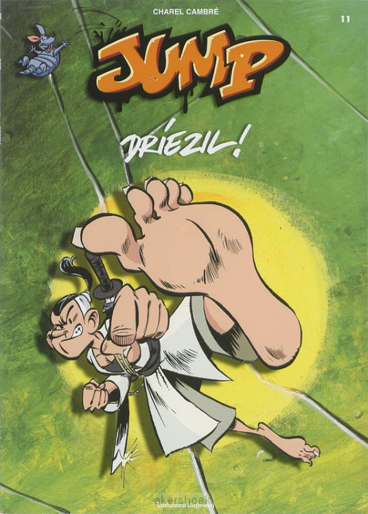 Jump / 11 Driezil / druk