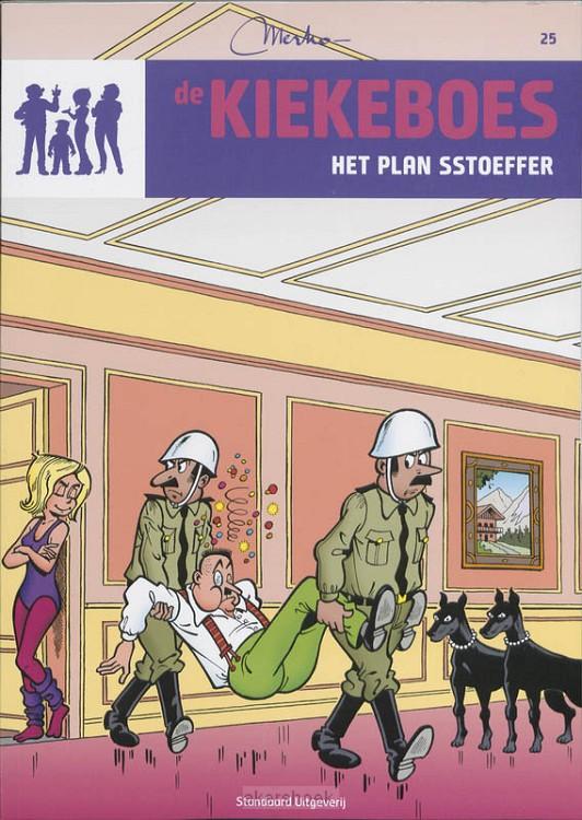 Het plan Stoeffer / druk