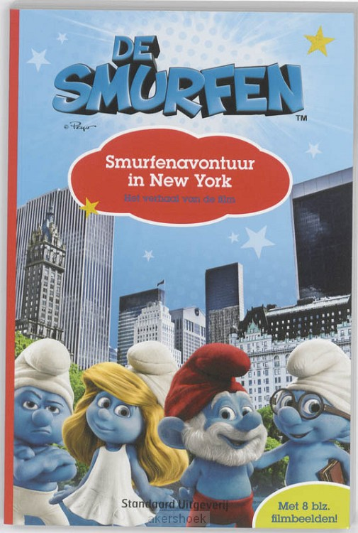 Smurfenavontuur in New Yo