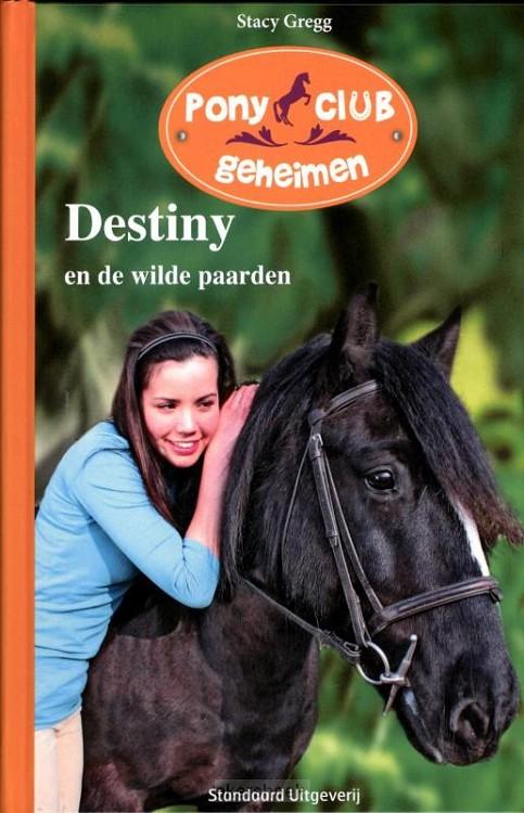 Destiny en de wilde paard