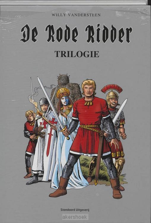 Trilogie: de zwaardbroeders