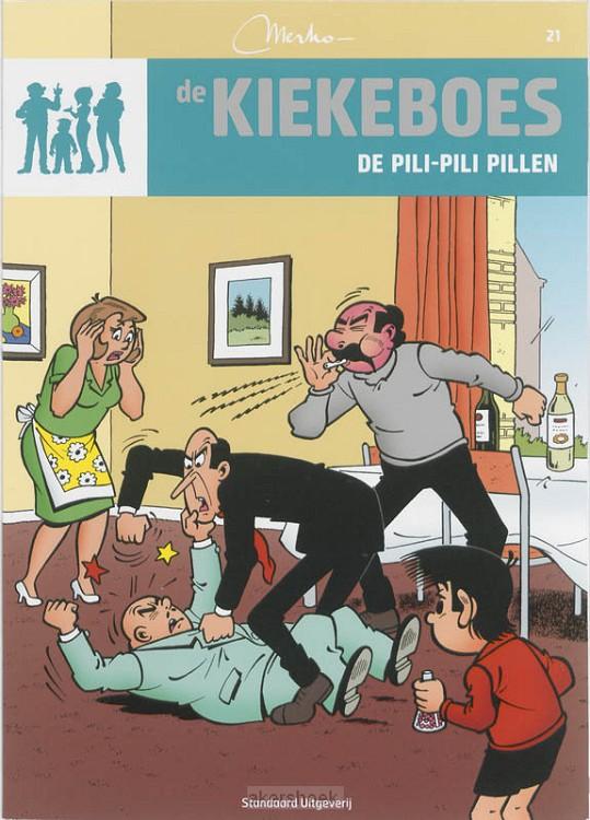 De pili-pili pillen / dru