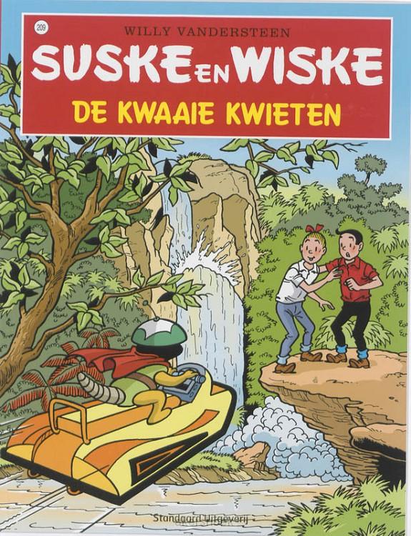 Suske en Wiske / 209 De k