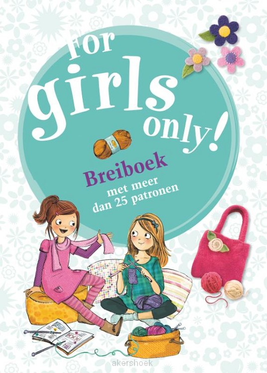 For girls only breiboek