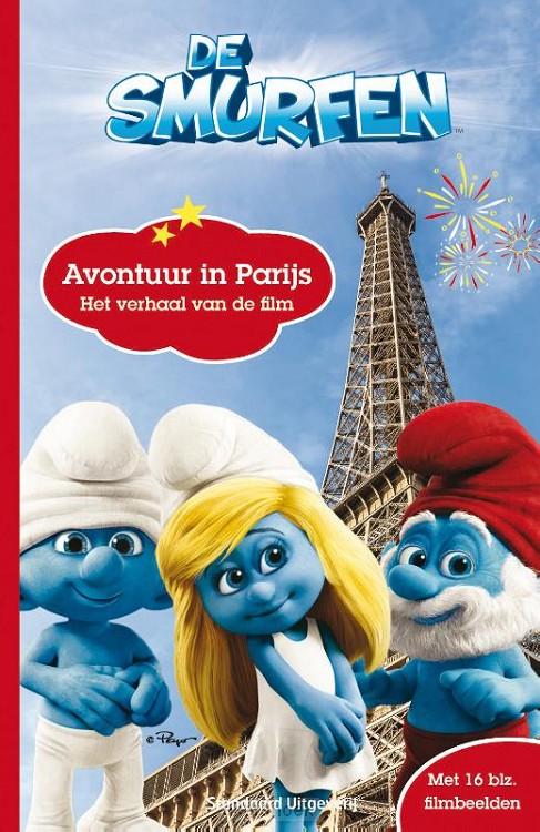 Avontuur in Parijs