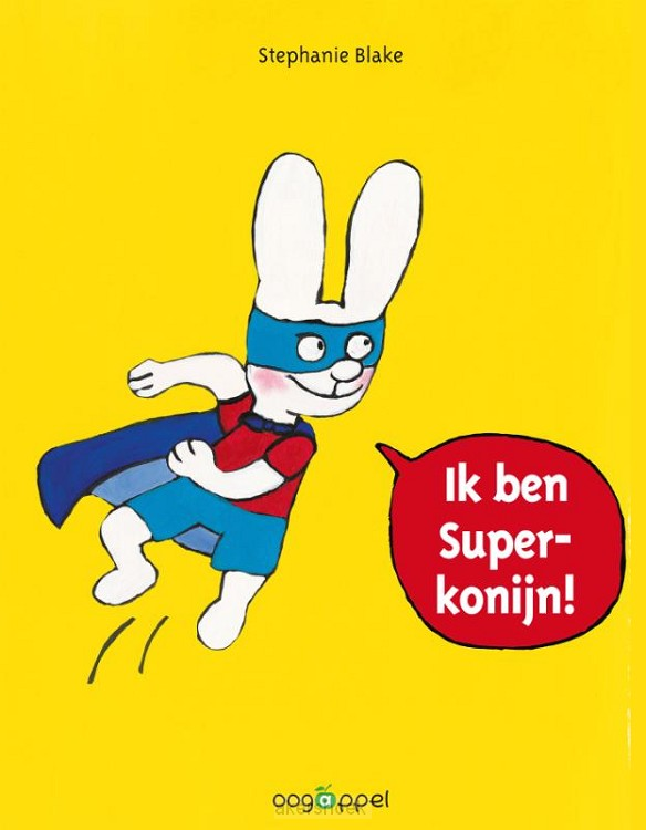 Ik ben Superkonijn