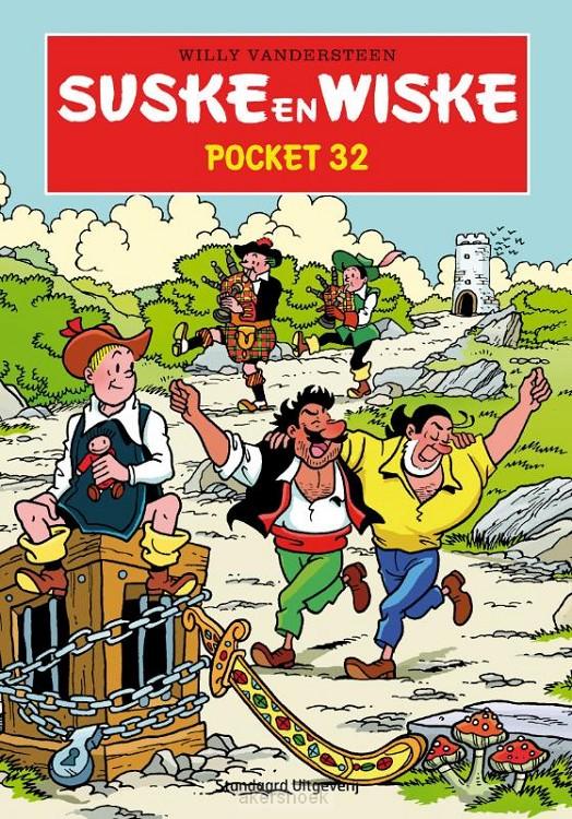 Suske en Wiske pocket 32