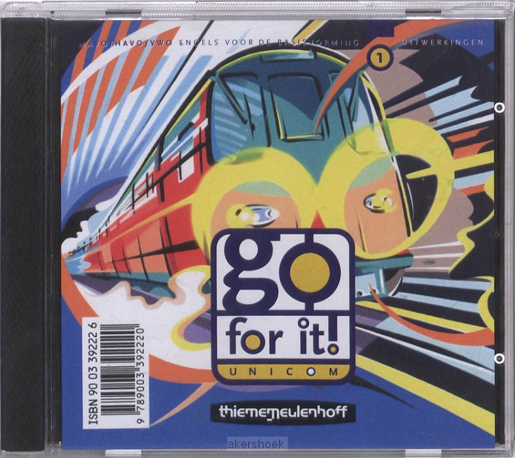 Go for it! / 1Mhv / deel