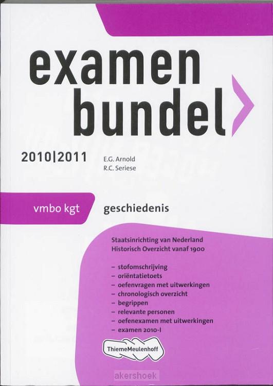 Examenbundel / Geschieden
