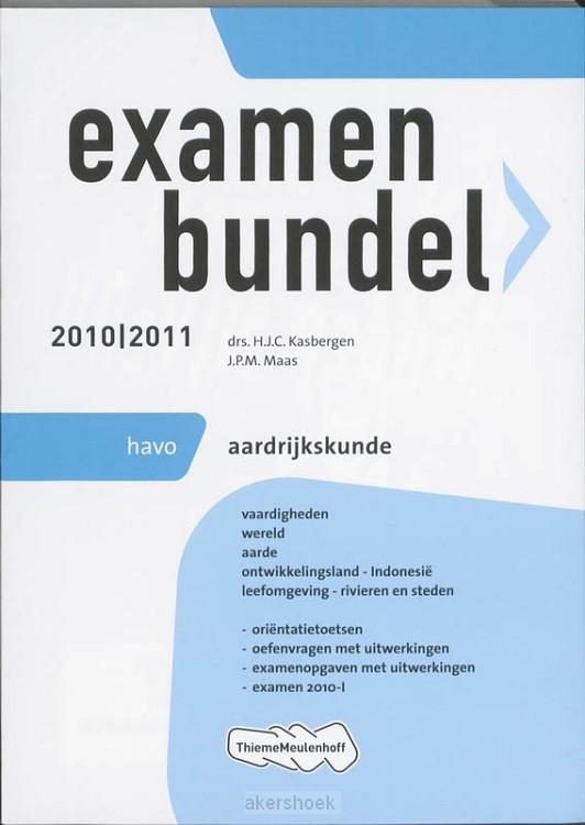 Examenbundel / Aardrijksk