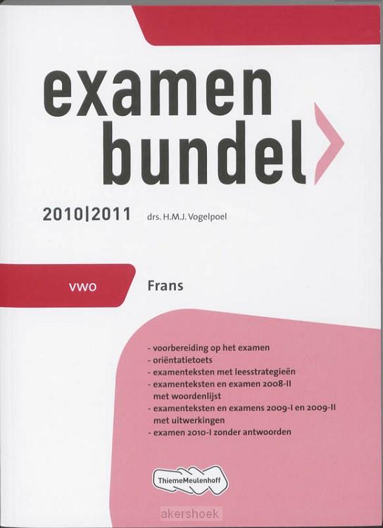 Examenbundel  / Frans 201